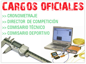 Cargos Oficiales