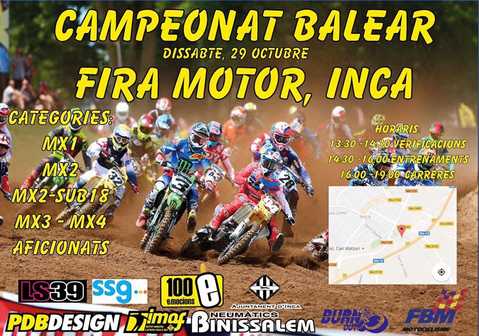 Motocross Fira Del Motor