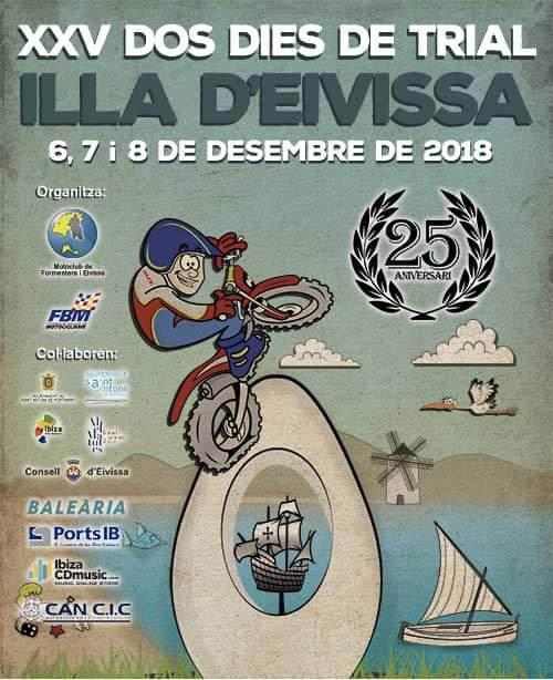 II Días Trial Ibiza