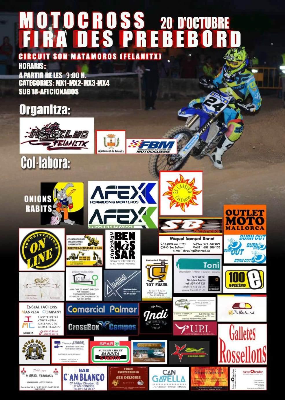 Motocross Felanitx