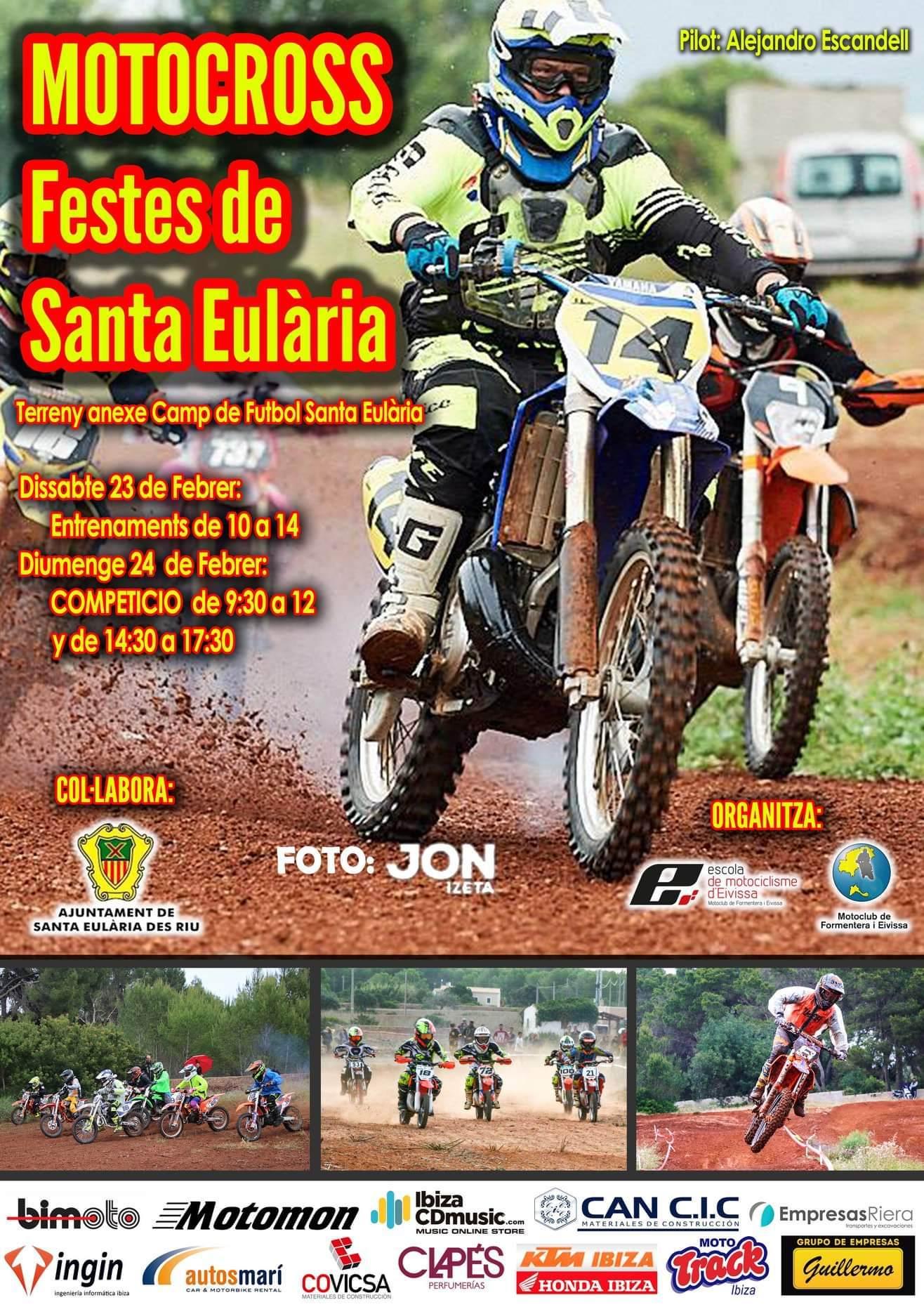 Motocross Ibiza