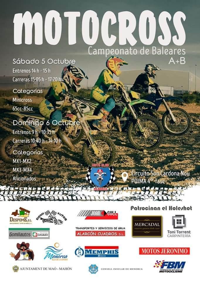 Motocross Menorca