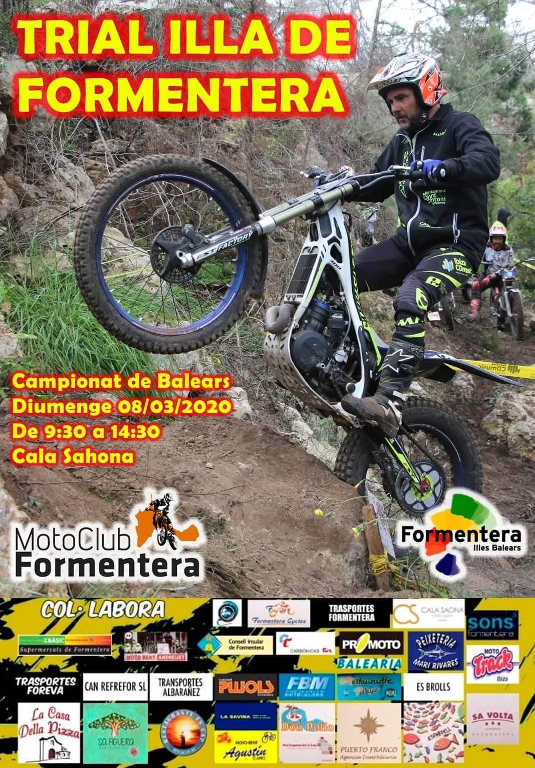 Trial Formentera