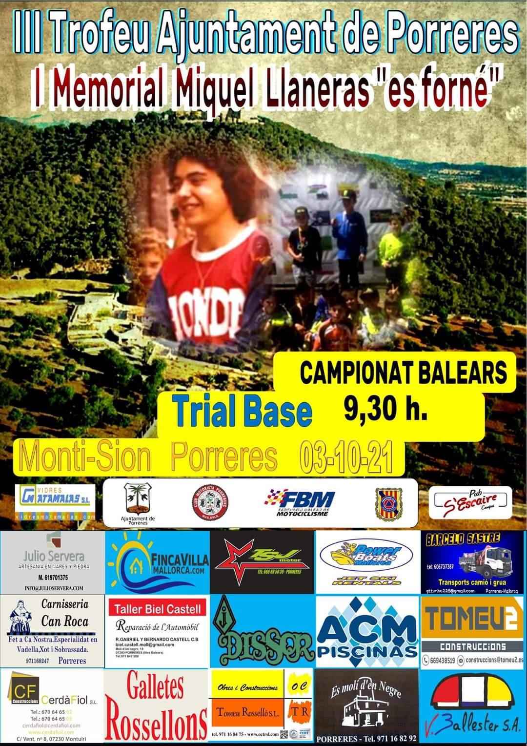 trial base