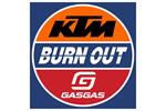 BURN OUT KTM