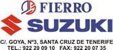 Programa de ayudas Mx 2013 Suzuki Fierro