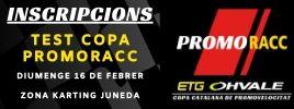 Test Copa Catalana PromoRACC