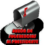 Buz�n de Sugerencias al Presidente