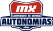 Logo Motocross Autonomías