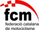 Logo Federació Catalana de Motociclisme