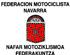 Logo Federación Navarra de Motociclismo
