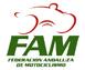 Logo Federación Andaluza de Motociclismo