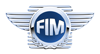 Logo International Motorcycling Federation (FIM)