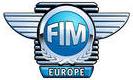 Logo Federación Europea (FIM Europe)