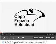 Vídeo resumen 6ª Prueba RFME Copa de España de Velocidad Navarra