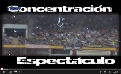 Resumen Freestyle Lorca 2014