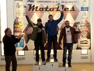 Monleón y Vichich, campeones de España de Rally TT