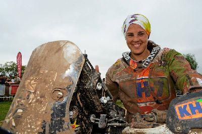 Laia Sanz y Rosa Romero, dos ejemplos en el Dakar 2015