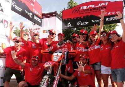Gerard Farrés firma su quinta victoria en la Baja Aragón