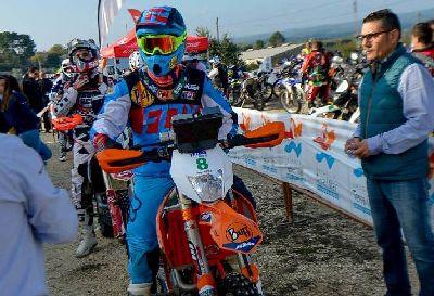 Armand Monleón vuelve al nacional de Rally TT por la puerta grande