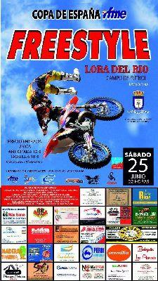 Lora del Río acoge la 1ª de la Copa de España de Freestyle