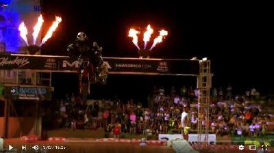 Reportaje Supercross Fuente Álamo 2016