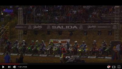 Vídeo Supercross Valladolid 2016