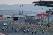 Salvador y Sibaja ganan las primeras carreras celebradas en Navarra