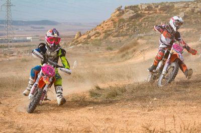 Los Campus femeninos de Trial, Motocross y Enduro se celebrarán este fin de semana