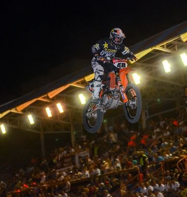 Joan Cros, rumbo al AMA Supercross