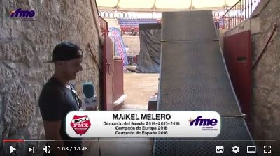 Reportaje 2ª Prueba RFME Cto. de España de Freestyle Pontevedra 2017