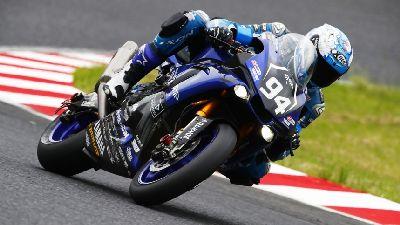 David Checa y el GMT94 Yamaha ganan la Bol d´Or