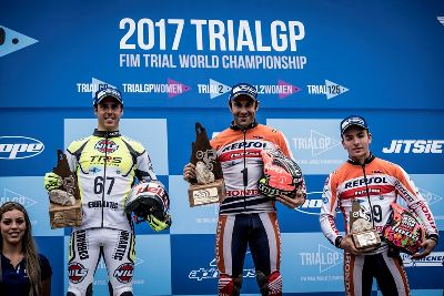 Grandes resultados de los españoles en el Campeonato del Mundo de Trial