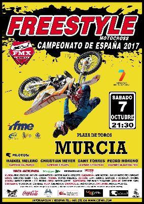 Murcia, cuarta cita del nacional de Freestyle