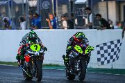 Scheib y Ruiz ganan las carreras disputadas hoy en Jerez. Carmelo Morales, campeón de Stock1000