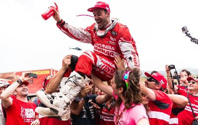 Gerard Farrés, el mejor español, y Oriol Mena, Rookie, en este Dakar 2018