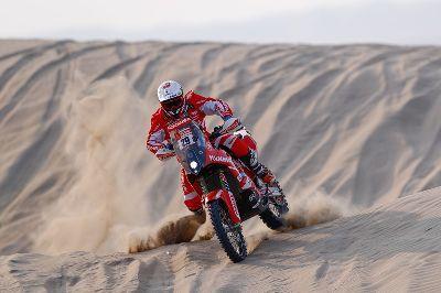 La 4ª etapa del Dakar 2018 deja a Dani Oliveras como el español más destacado
