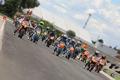 La Copa de España de Minivelocidad se presenta con 4 carreras