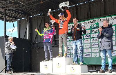 Iván Cervantes también gana en Malpartida de Cáceres