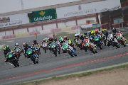 Max Sánchez se lleva la victoria en la primera carrera del nuevo Cto. de España Cetelem de Velocidad