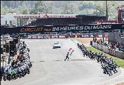 El TSR Honda France, en el que milita Arturo Tizón, vencedor de las 24h de Le Mans