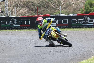 Top ten para David Giménez en el Europeo de Supermoto