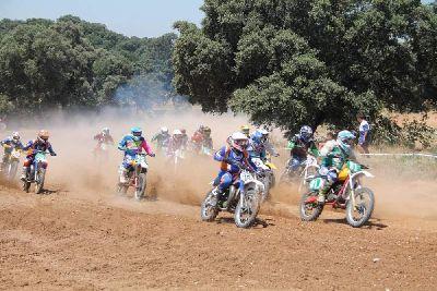 Montgai, una 3ª prueba del nacional de MX Clásico muy emocionante