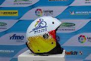 Acuerdo de colaboración entre la RFME y NZI para concienciar sobre el uso del casco