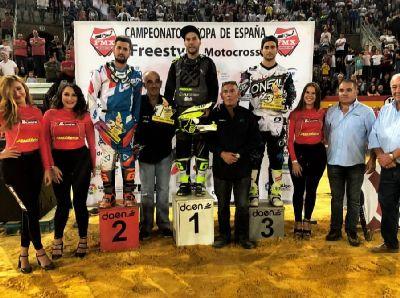 Pedro Moreno triunfa en Granada