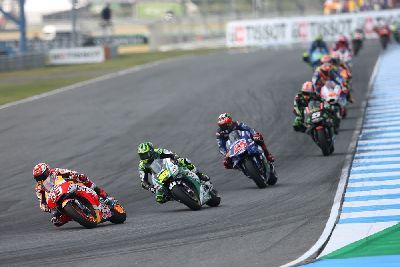 Épica carrera de MotoGP con victoria de Marc Márquez