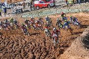 Gamboa, García, Mena, Álvarez, Vico y Lasheras, campeones de España de Motocross