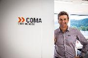 Marc Coma, presente en la presentación de Moto de Campo Sostenible