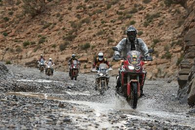 Arranca el Mototurismo Adventure