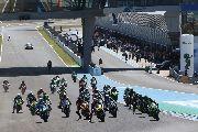 Maximilian Scheib arrasa en Jerez